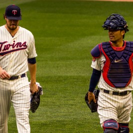 Photo Gallery – Twins vs D-Backs 9/24/2014